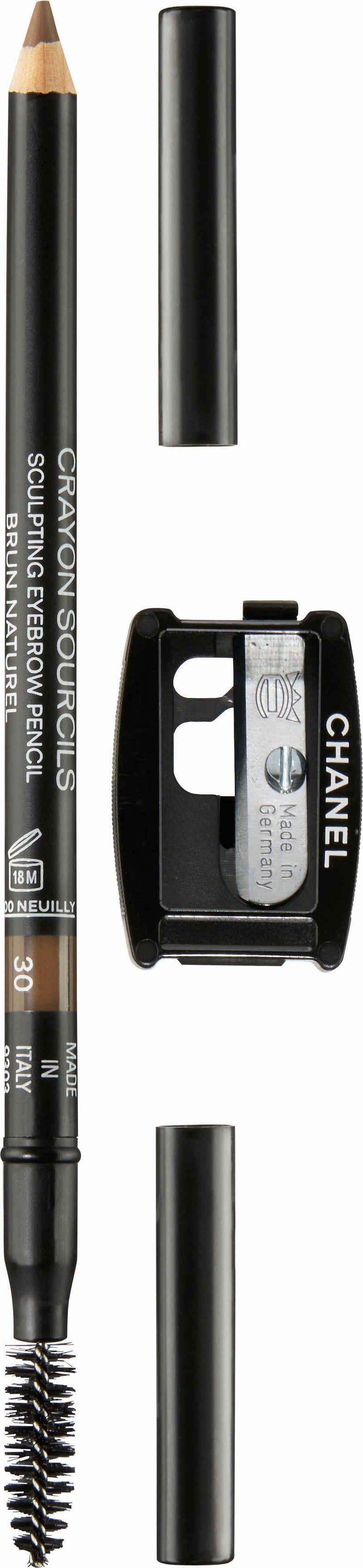 CHANEL Augenbrauen-Stift »Crayon Sourcils«, 2-tlg., Pudertextur