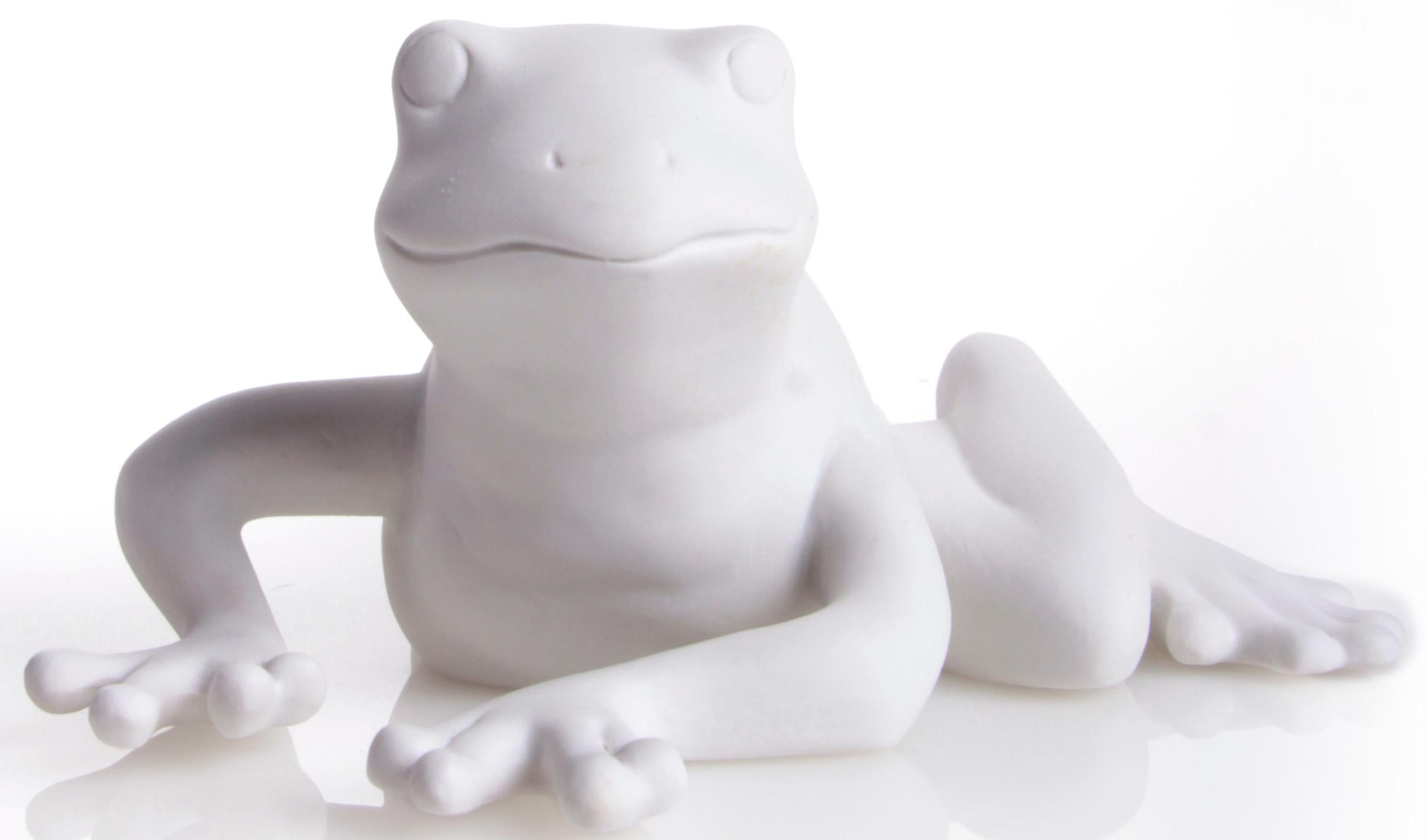 W&A Figur »Frosch Fridolin« aus Porzellan