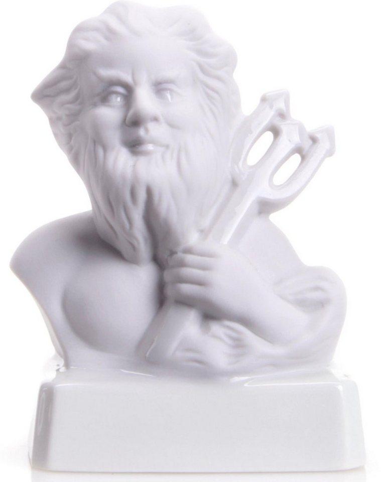 W&A Figur Sternzeichen »Wassermann« aus Porzellan in weiß