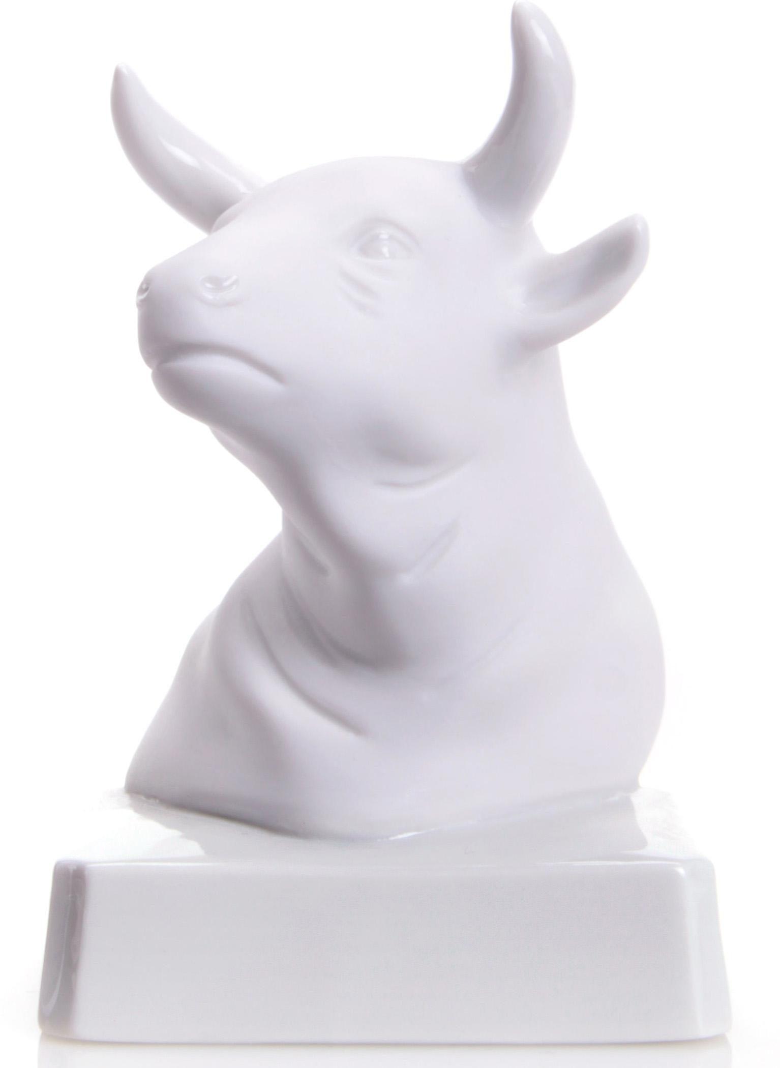 Wagner & Apel Sternzeichen-Figur »Stier« aus Porzellan
