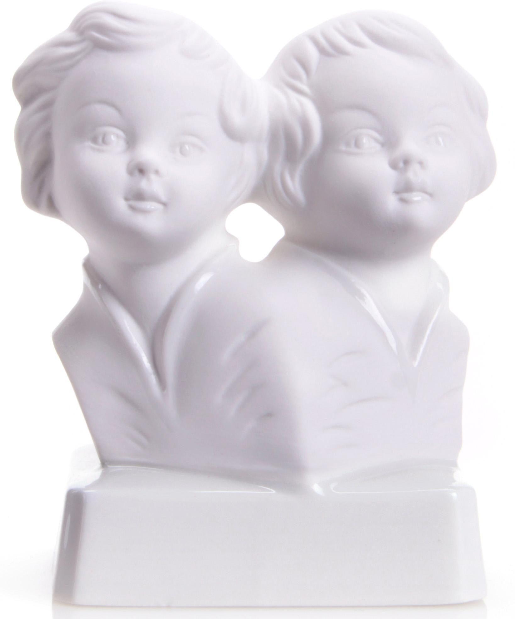 W&A Figur Sternzeichen »Zwillinge« aus Porzellan