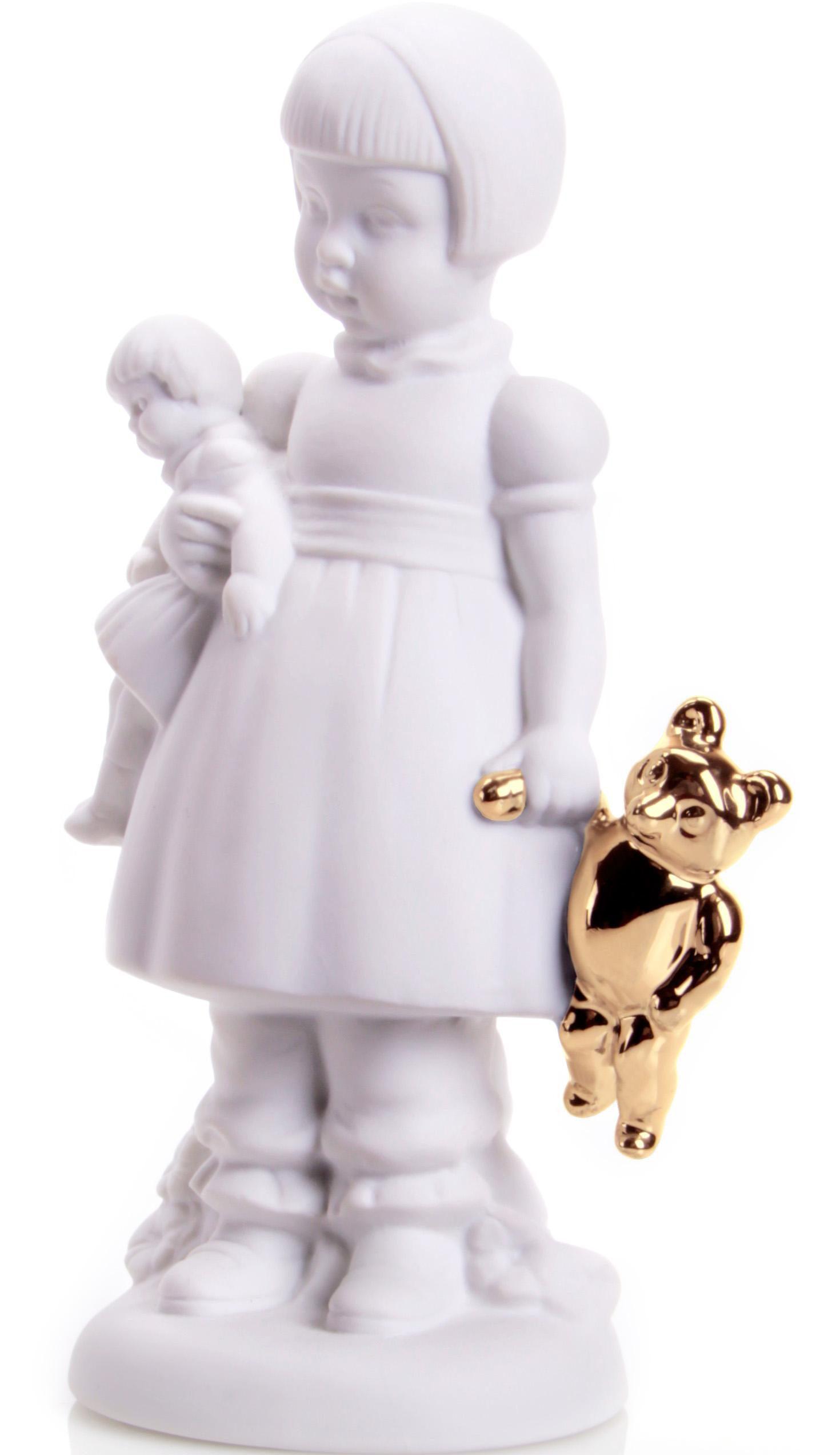 W&A Figur »Mädchen Amelie« aus Porzellan