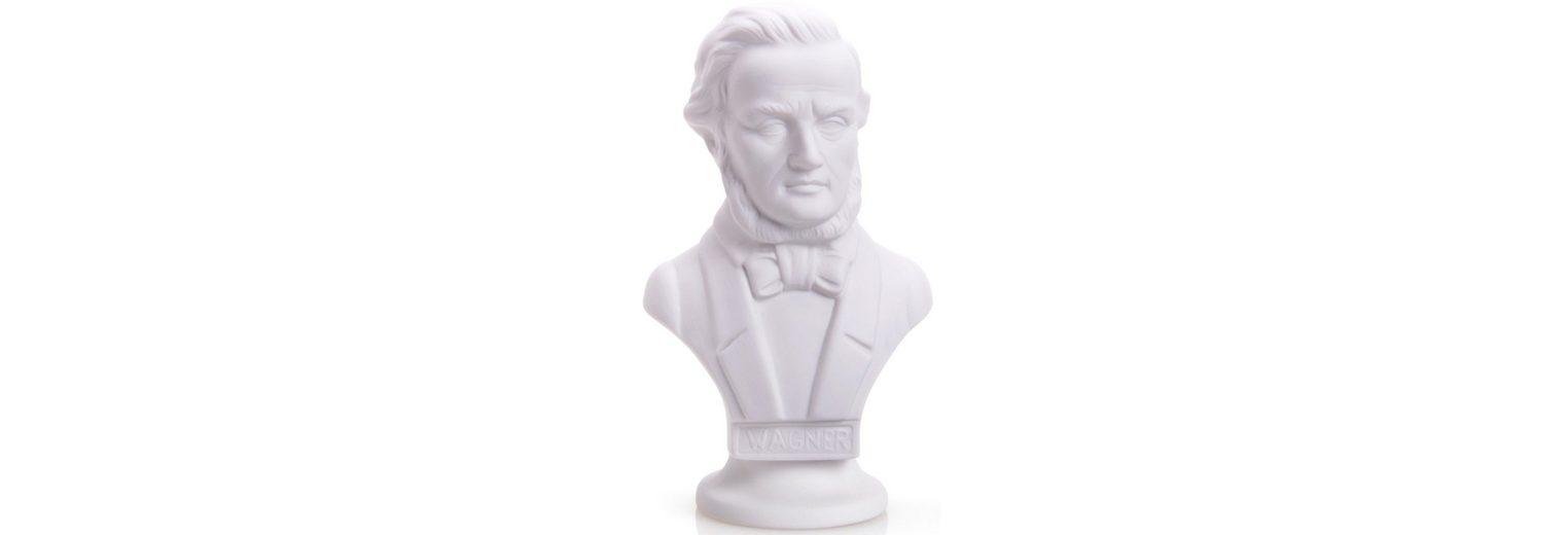 W&A Figur »Büste Wagner« aus Porzellan