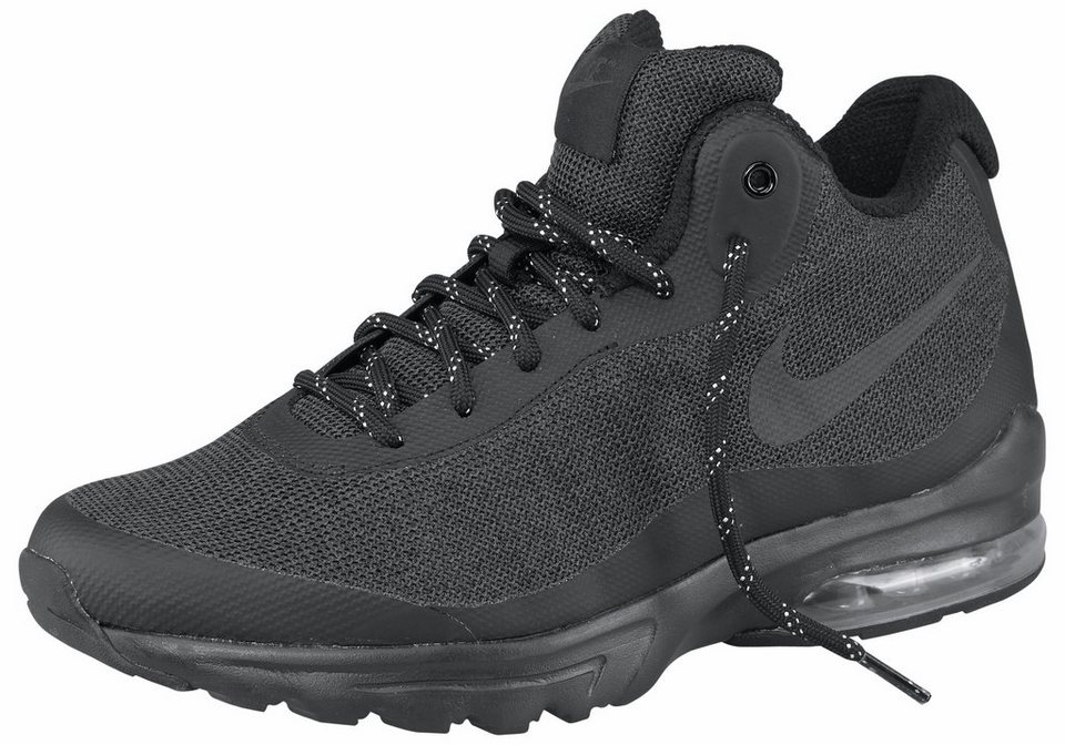 Nike »Air Max Invigor Mid« Sneaker in schwarz