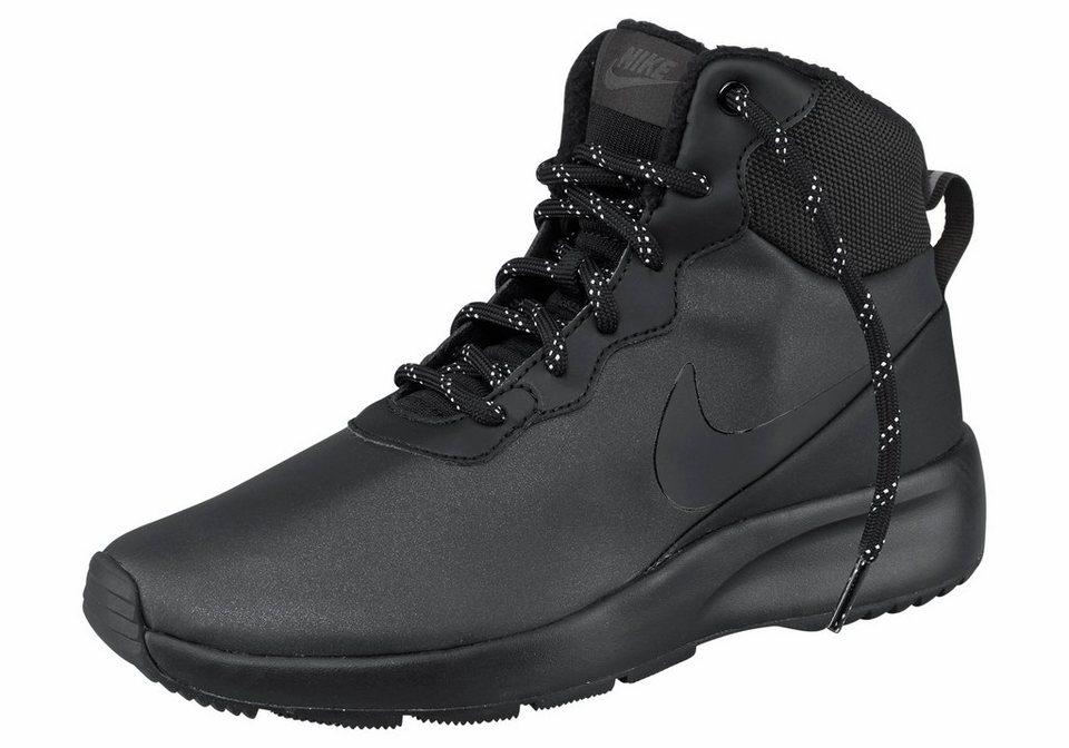 Nike »Nike Wmns Tanjun High-Top Winter« Sneaker in schwarz