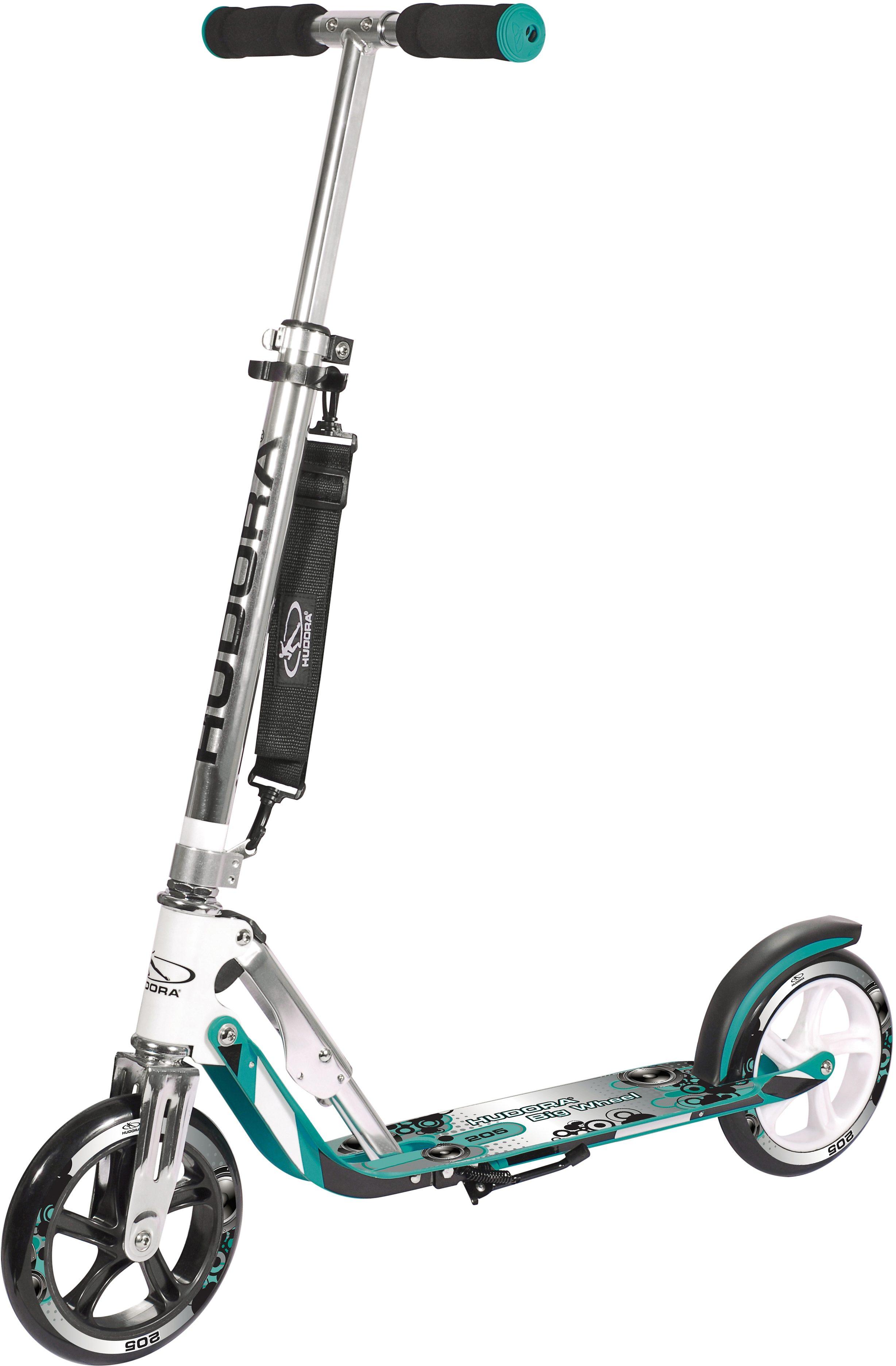 Hudora Scooter, »Big Wheel 205 türkis«