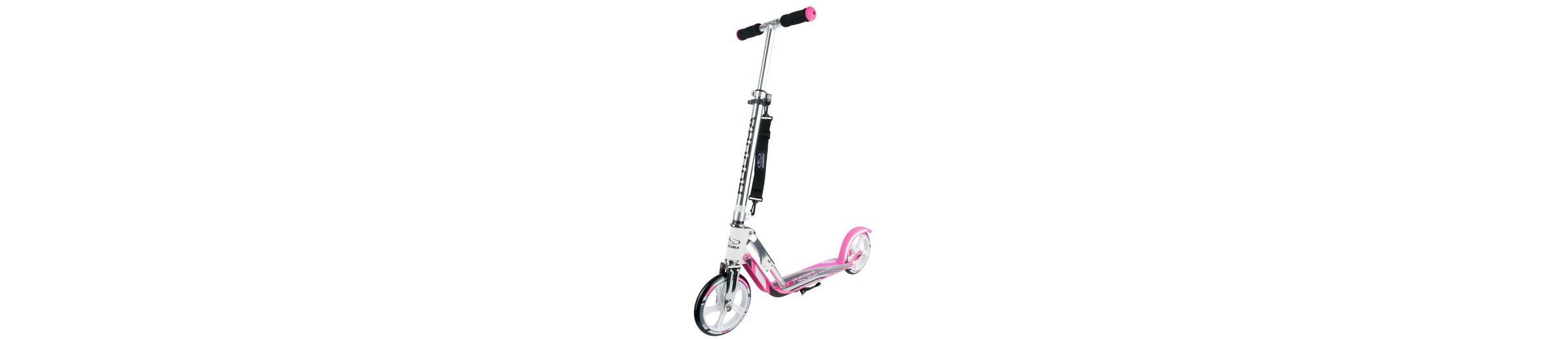 Hudora Scooter, »Big Wheel RX-Pro 205 weiß-pink«