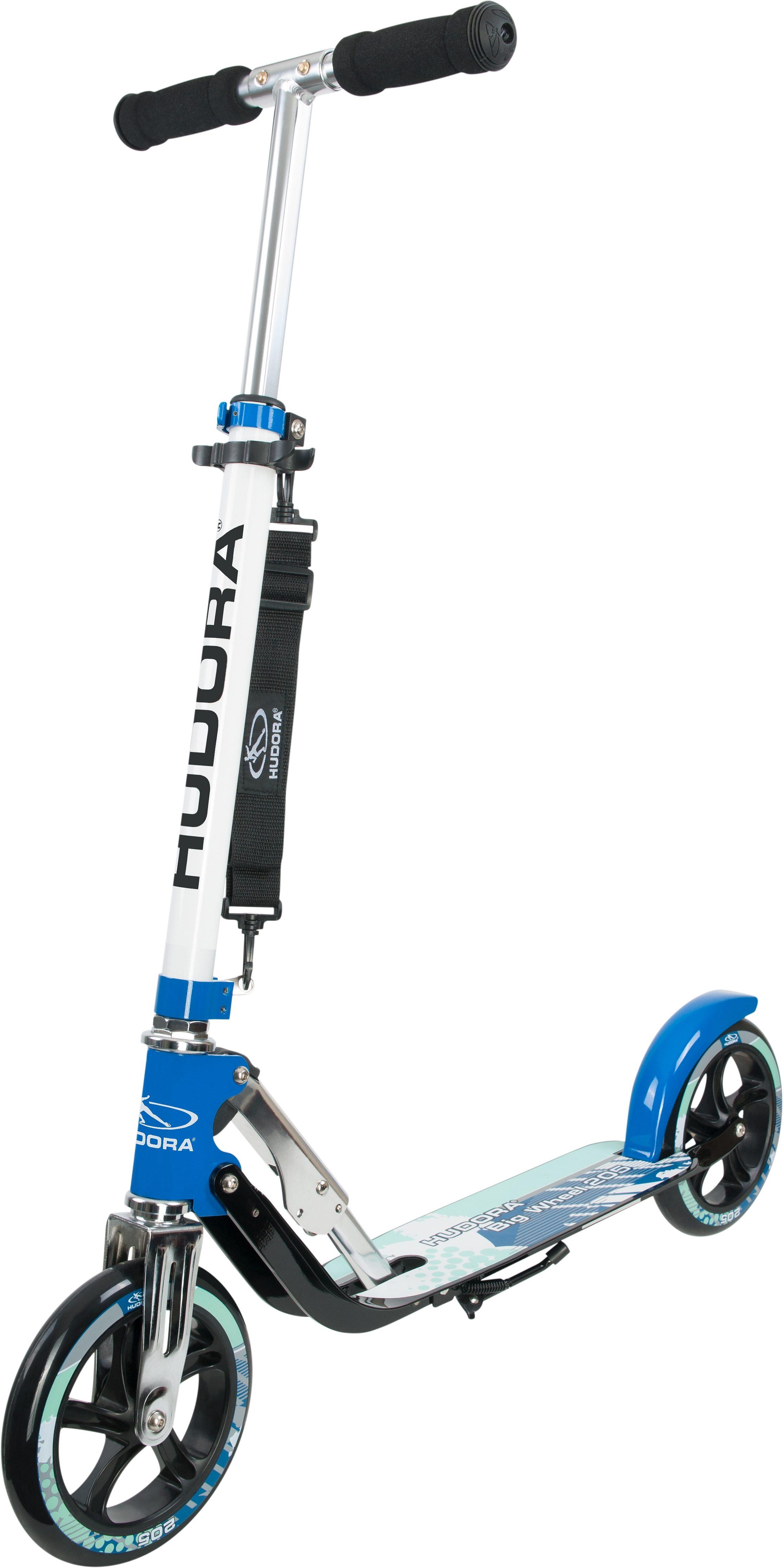 Hudora Scooter, »Big Wheel 205 petrol«