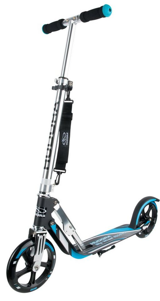hudora scooter big wheel rx pro 205 schwarz blau online kaufen otto. Black Bedroom Furniture Sets. Home Design Ideas