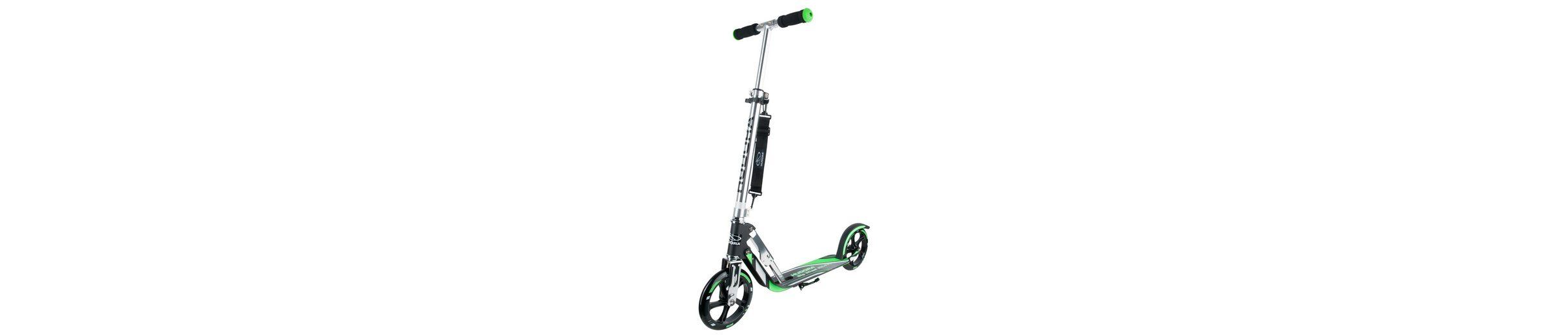 Hudora Scooter, »Big Wheel RX-Pro 205 schwarz-grün«