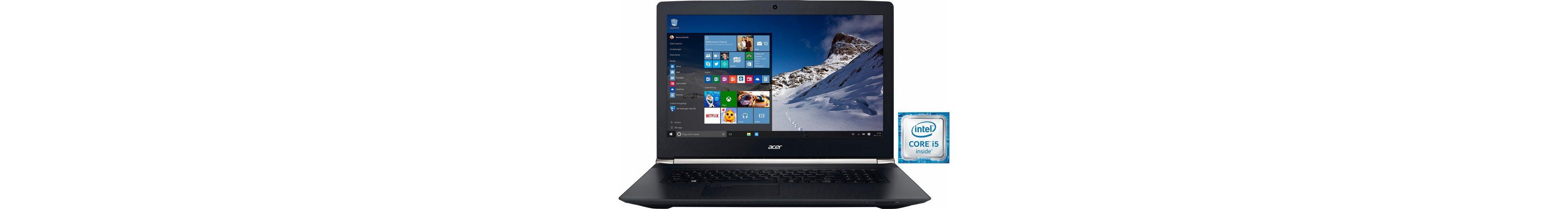 Acer Aspire V 17 Nitro VN7-792G-593V Notebook, Intel® Core™ i5, 43,9 cm (17,3 Zoll)