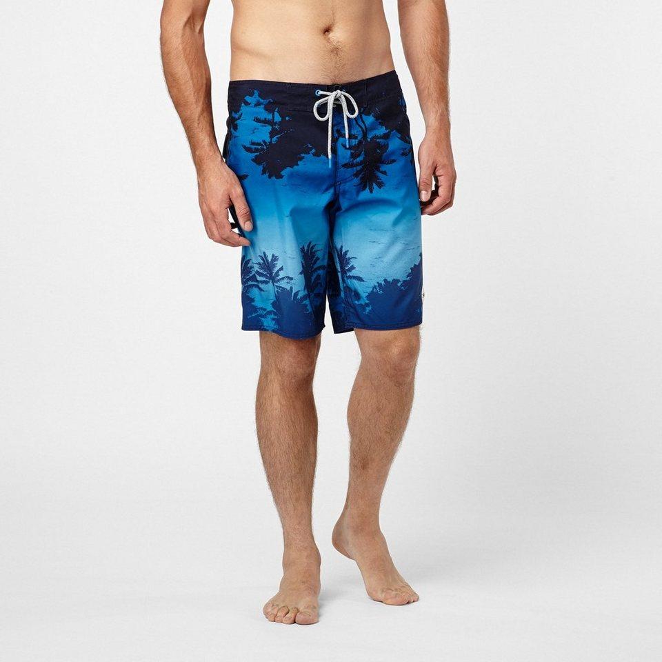 O'Neill Boardshort »Tropicool« in Blau gemustert