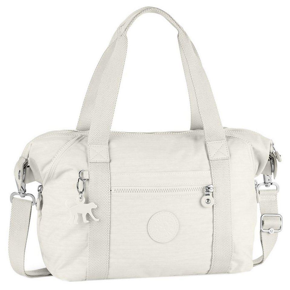 Kipling Basic Plus Art S BP Handtasche 44 cm in dazz cream
