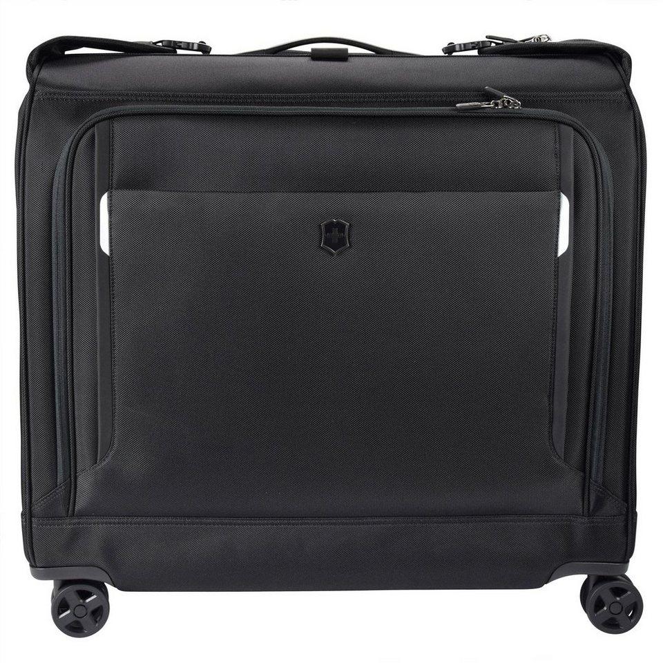 Victorinox Werks Traveler 5.0 Kleidersack mit Rollen 60 cm in schwarz