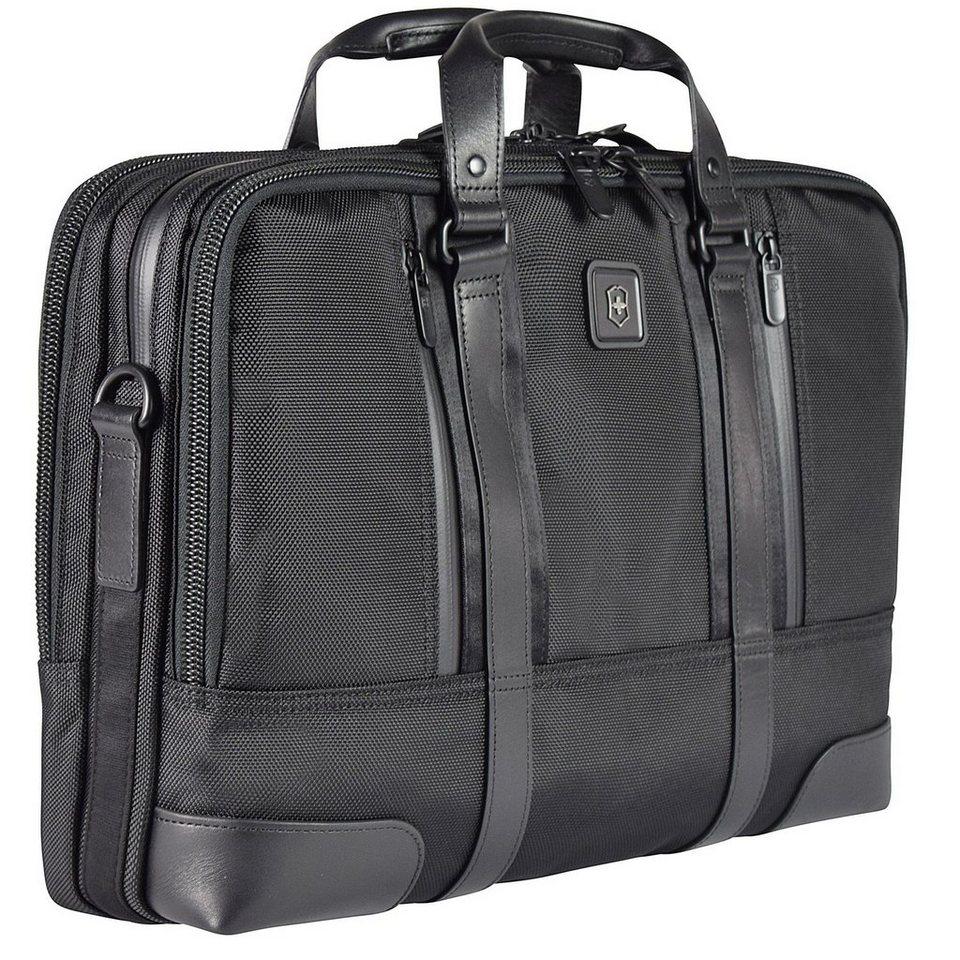 Victorinox Lexicon Professional Aktentasche 43 cm Laptopfach in schwarz