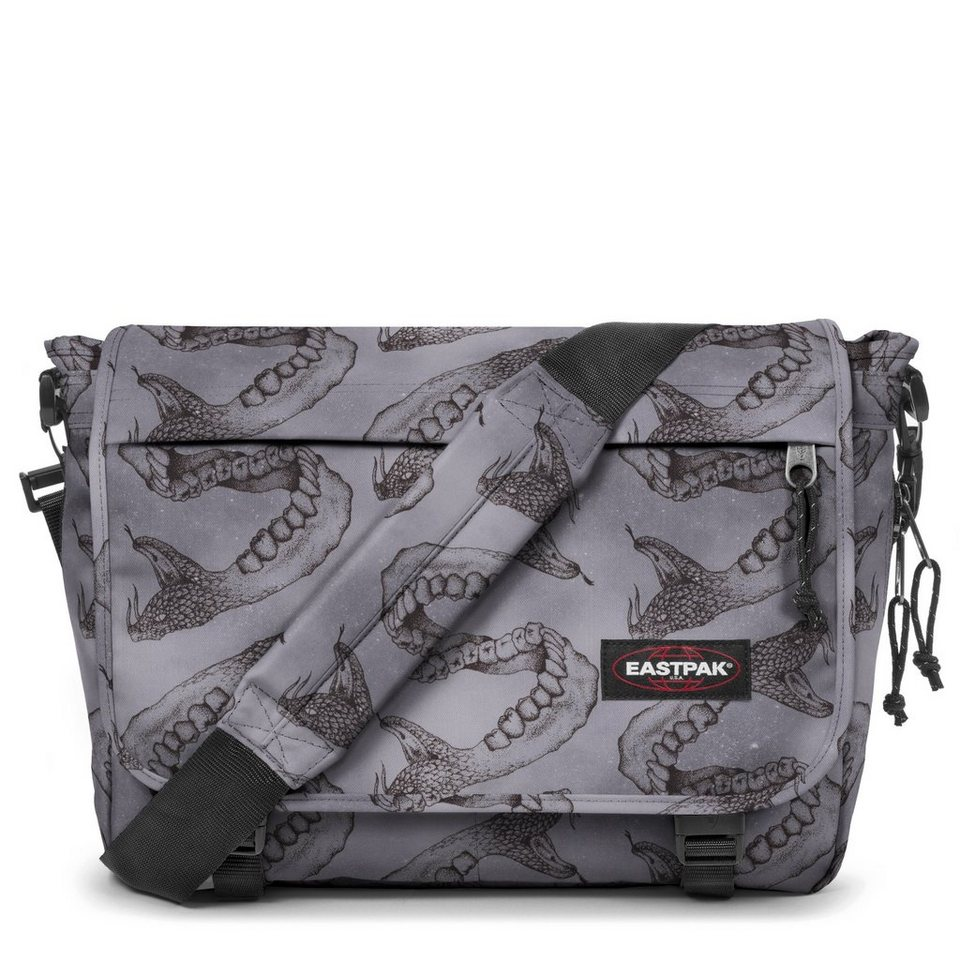 Eastpak Authentic Collection Delegate 16 Messenger 38,5 cm in dark snakes