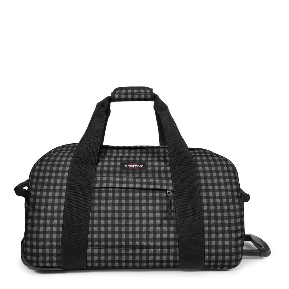 Eastpak Authentic Collection Container 65 15 2-Rollen Reisetasche 65 cm in checksange black
