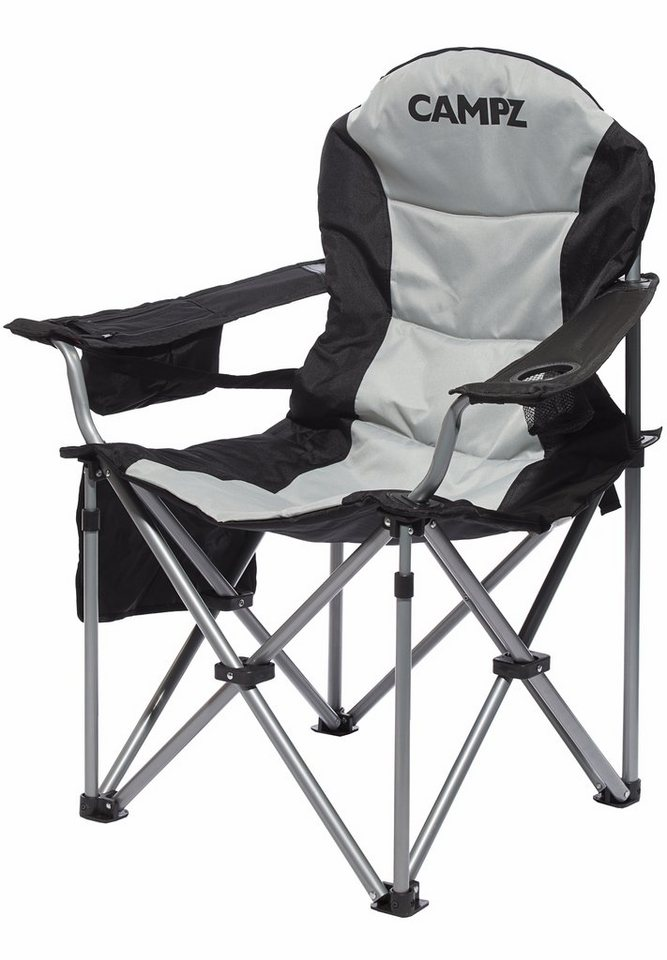 campz camping stuhl deluxe arm chair kaufen otto. Black Bedroom Furniture Sets. Home Design Ideas