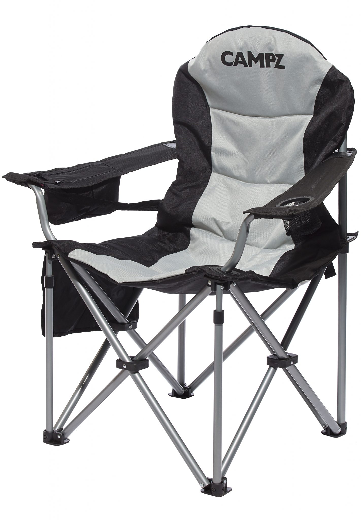CAMPZ Camping-Stuhl »CAMPZ Deluxe Arm Chair«