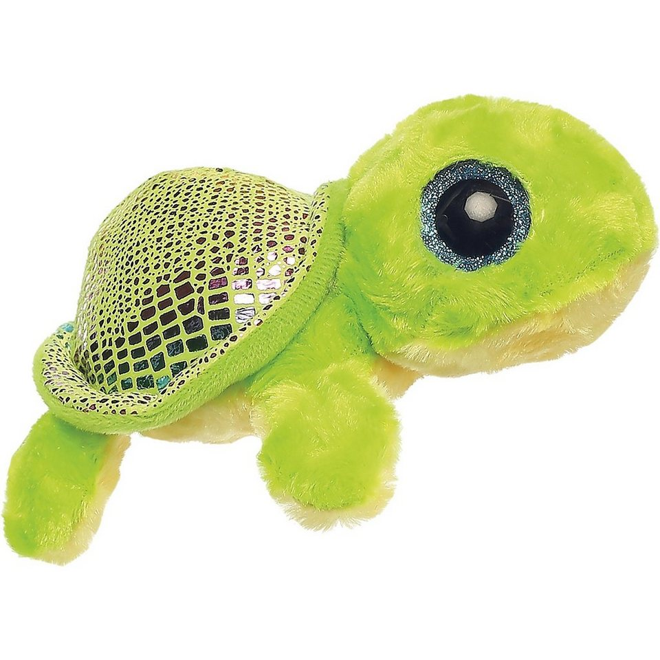 YooHoo Flippee Schildkröte grün, 21,5cm