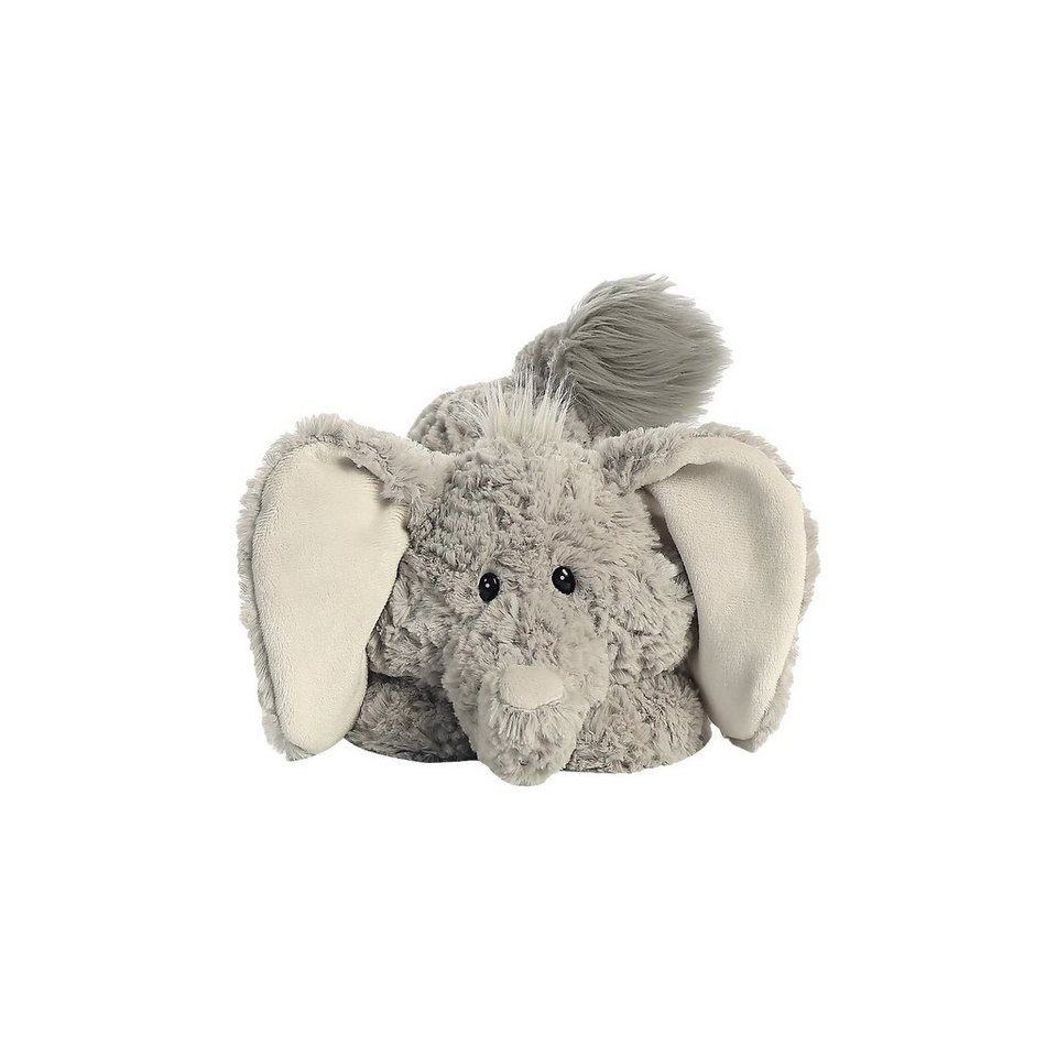 Tushies Elefant Trumpeter, 28cm