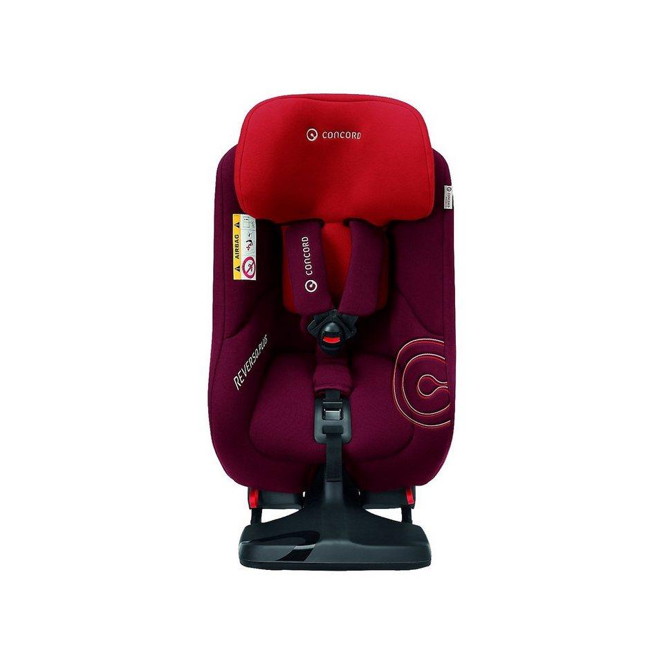 Concord Auto-Kindersitz Reverso Plus, Tomato Red, 2016 in rot