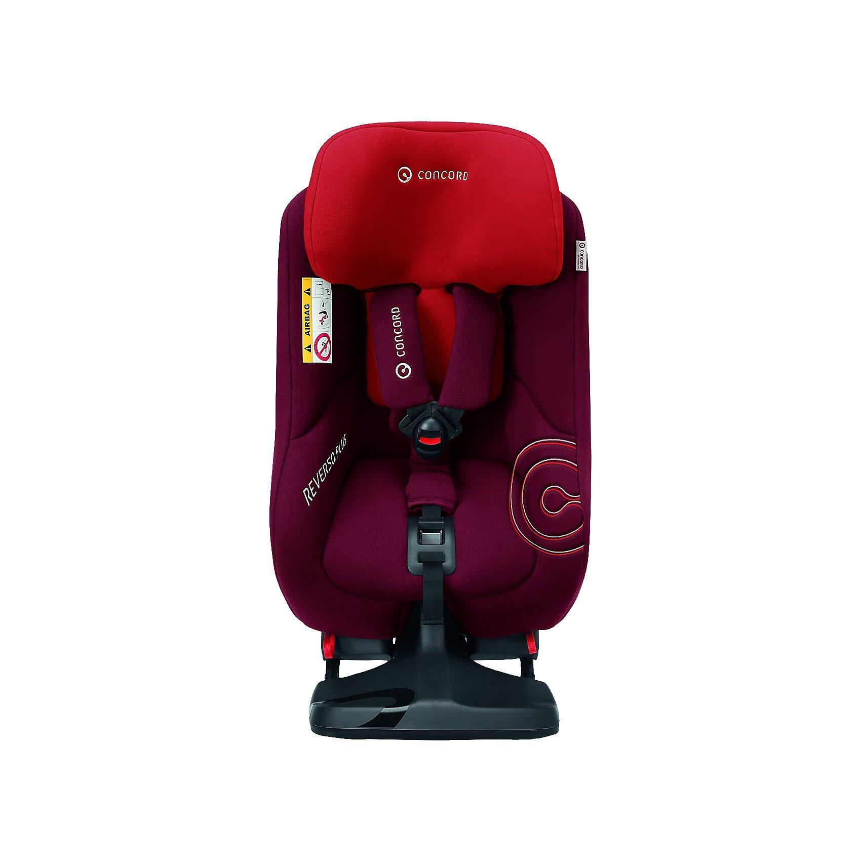Concord Auto-Kindersitz Reverso Plus, Tomato Red, 2016