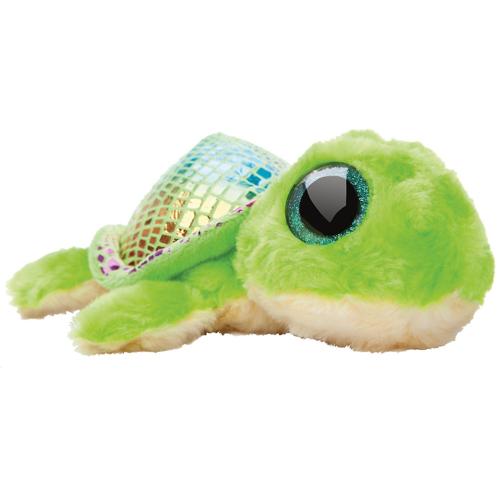 YooHoo Flippee Schildkröte grün, 16,5cm