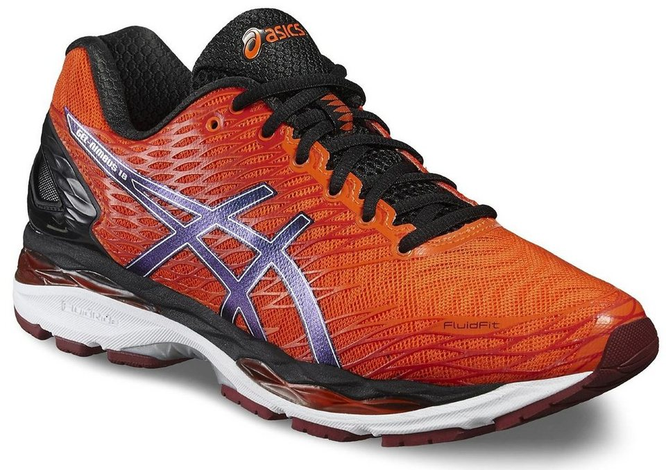 asics Runningschuh »Gel-Nimbus 18 Shoe Men« in orange