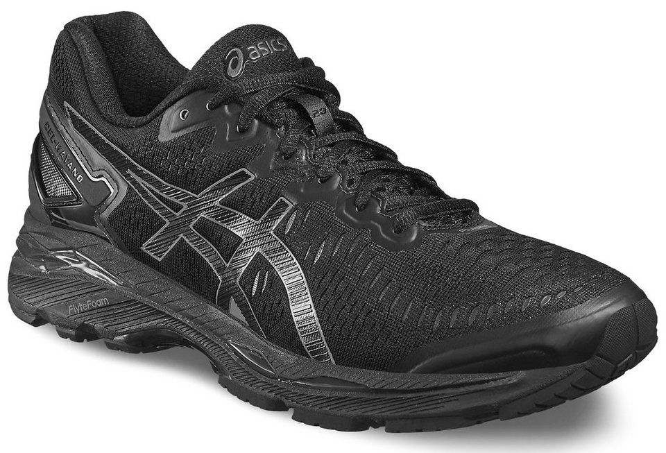 asics Runningschuh »Gel-Kayano 23 Shoe Men« in schwarz