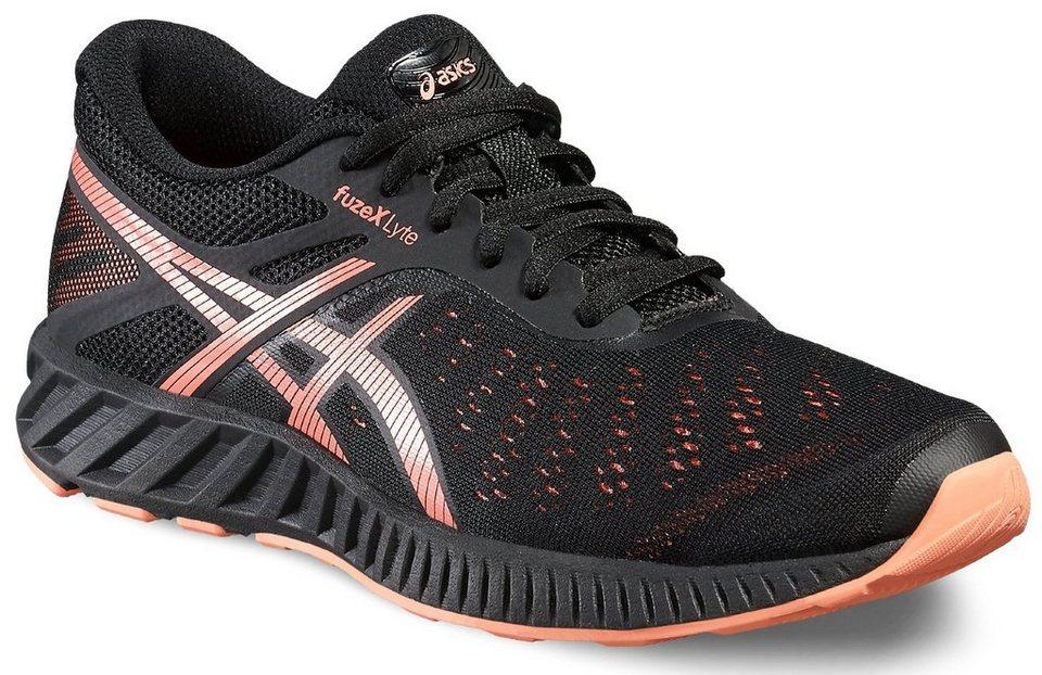 asics Runningschuh »fuzeX Lyte Shoe Women« in schwarz