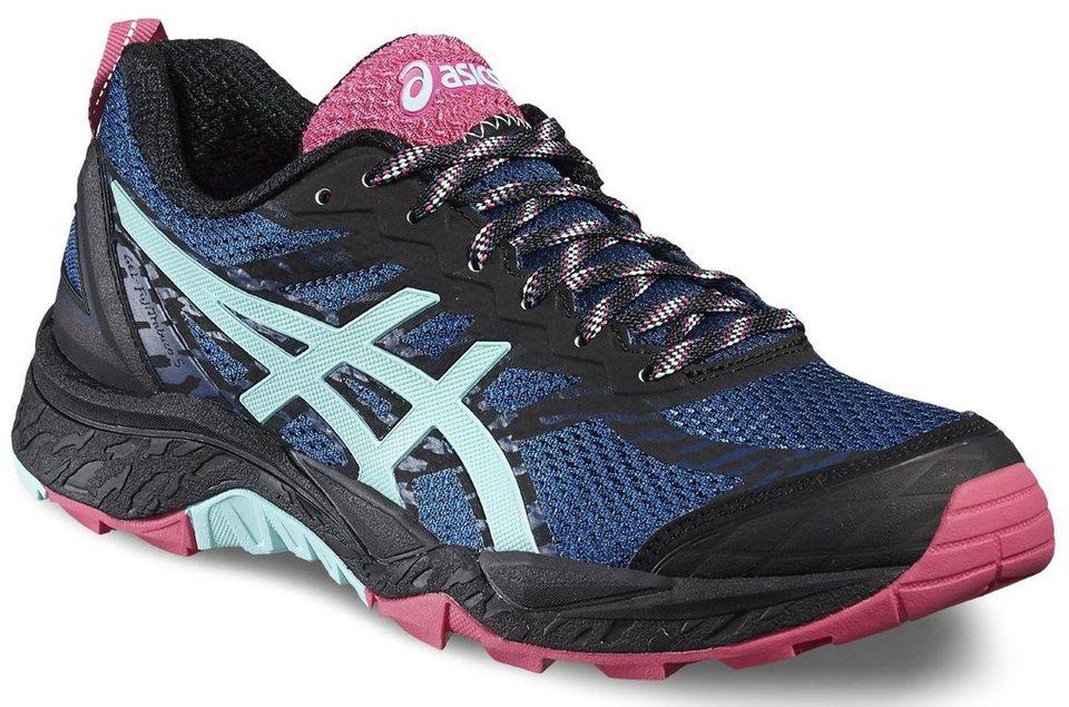 asics Runningschuh »Gel-FujiTrabuco 5 Shoe Women« in blau