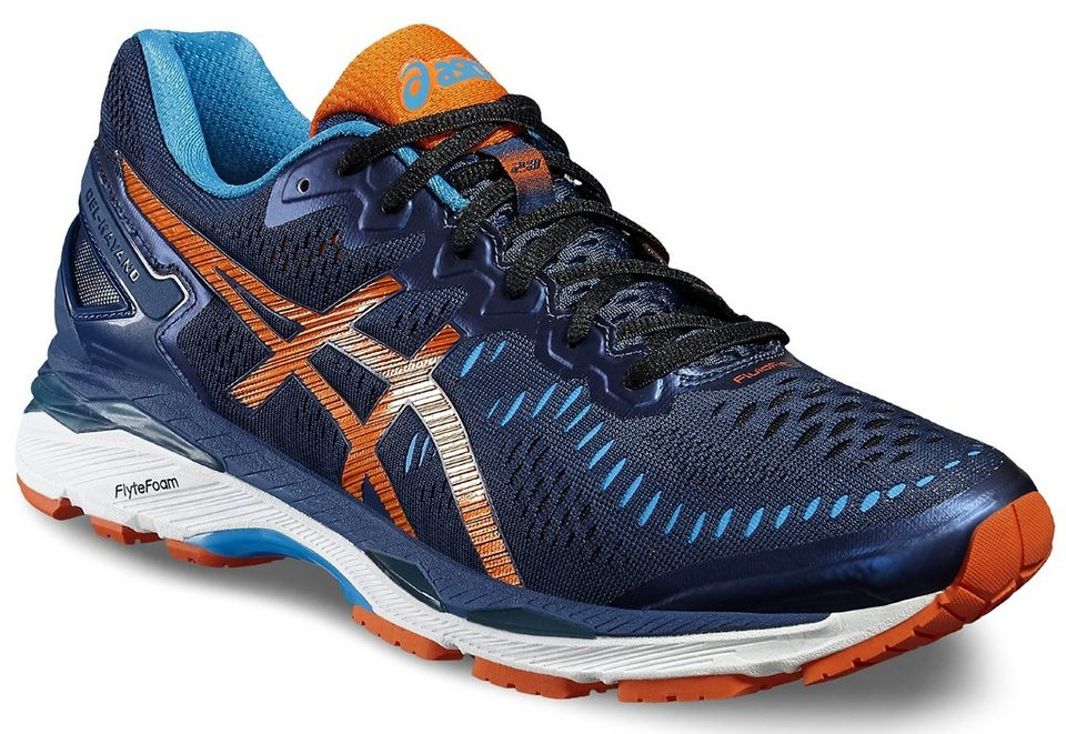 asics Runningschuh »Gel-Kayano 23 Shoe Men« in blau