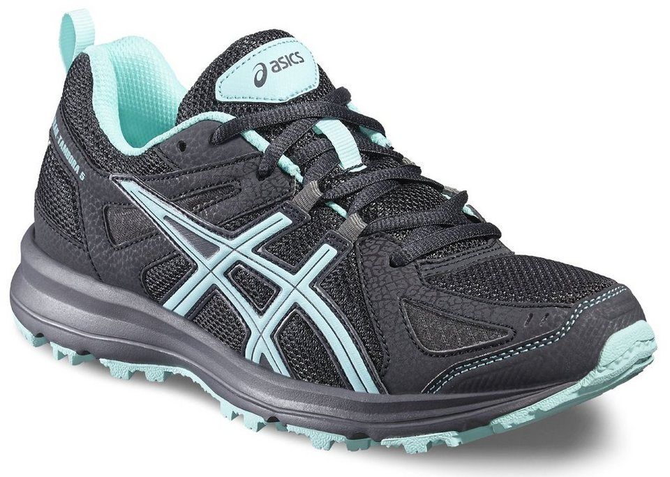 asics Runningschuh »Trail-Tambora 5 Shoe Women« in schwarz