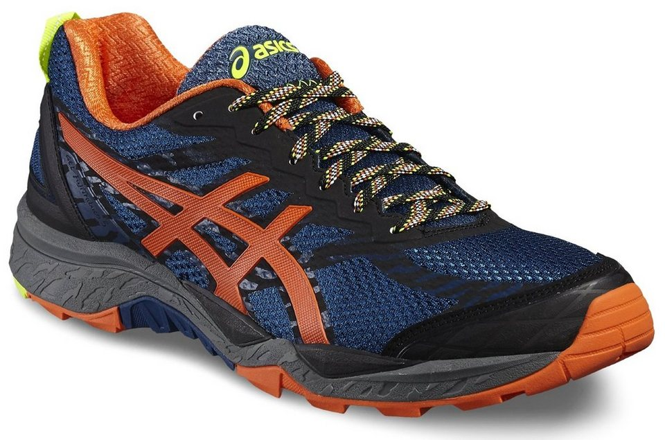 asics Runningschuh »Gel-FujiTrabuco 5 Shoe Men« in blau