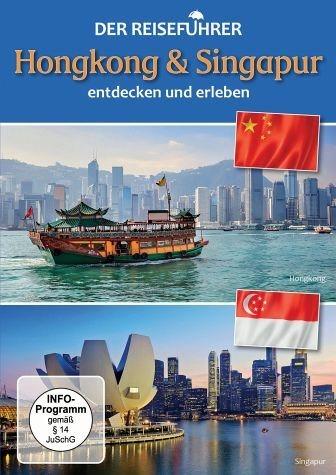DVD »Der Reiseführer - Hongkong & Singapur«