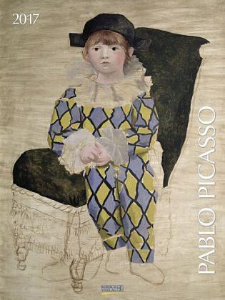 Kalender »Pablo Picasso 2017. Kunst Gallery Kalender«
