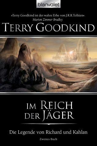 Broschiertes Buch »Im Reich der Jäger / Die Legende von Richard...«