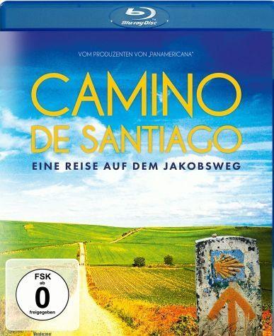 Blu-ray »Camino de Santiago - Eine Reise auf dem Jakobsweg«
