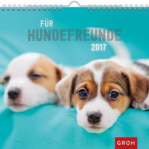 Kalender »Für Hundefreunde 2017«