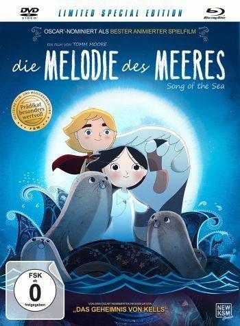 Blu-ray »Die Melodie des Meeres (Mediabook + DVD)«