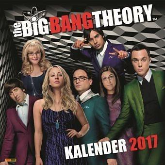 Kalender »The Big Bang Theory Kalender 2017«