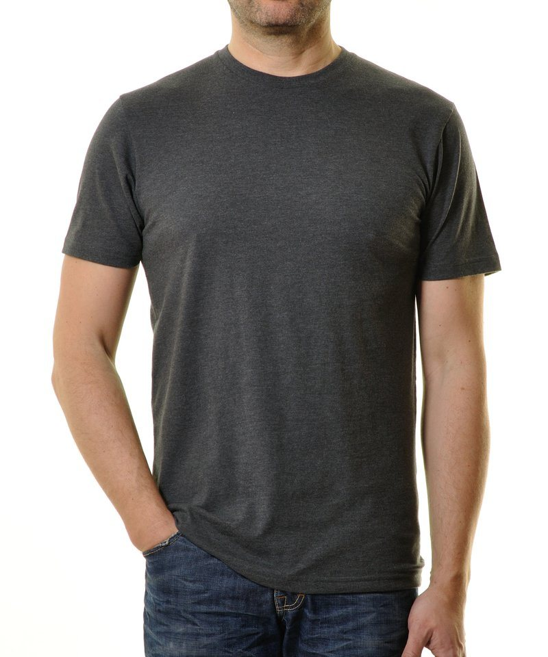 Ragman T-Shirt in anthrazit