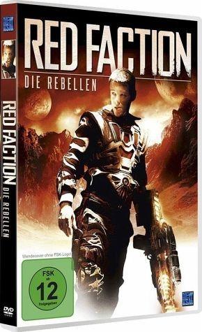 DVD »Red Faction - Die Rebellen«