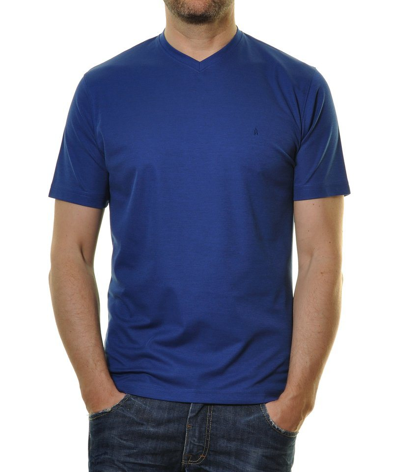 Ragman T-Shirt in blau