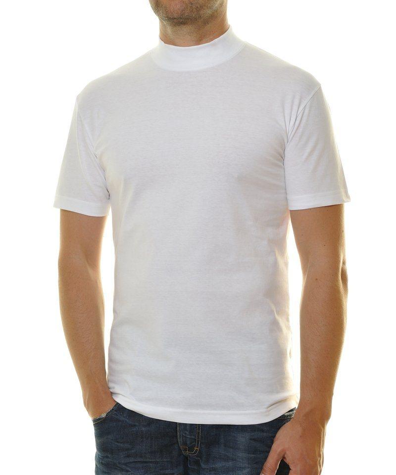 Ragman Shirt in weiß