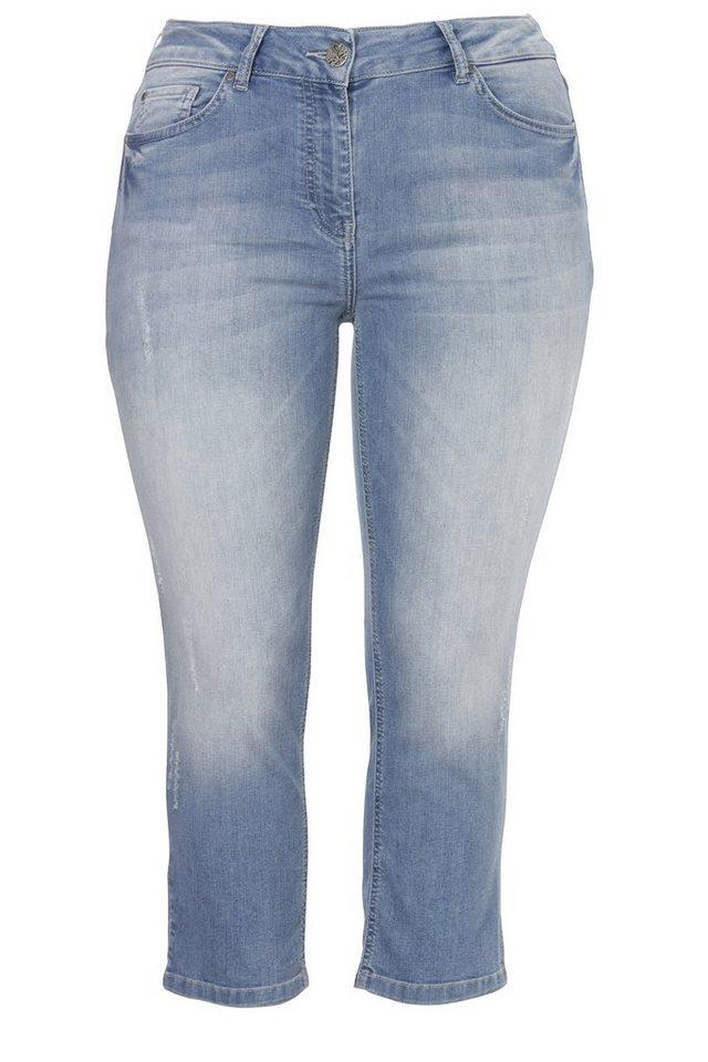 FRAPP 7/8-Jeans »Summer Vintage« in LIGHT DENIM BLUE