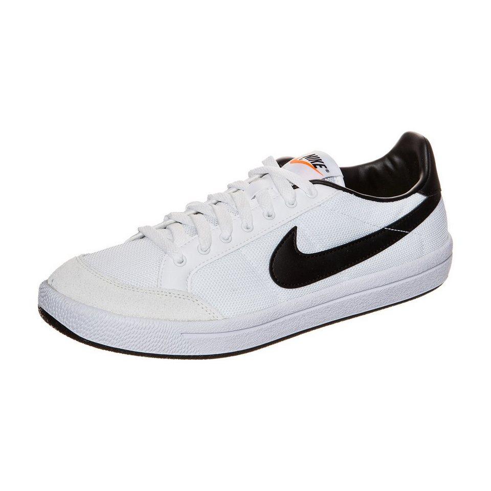 Nike Sportswear Meadow ?16 TXT Sneaker Damen in weiß / schwarz
