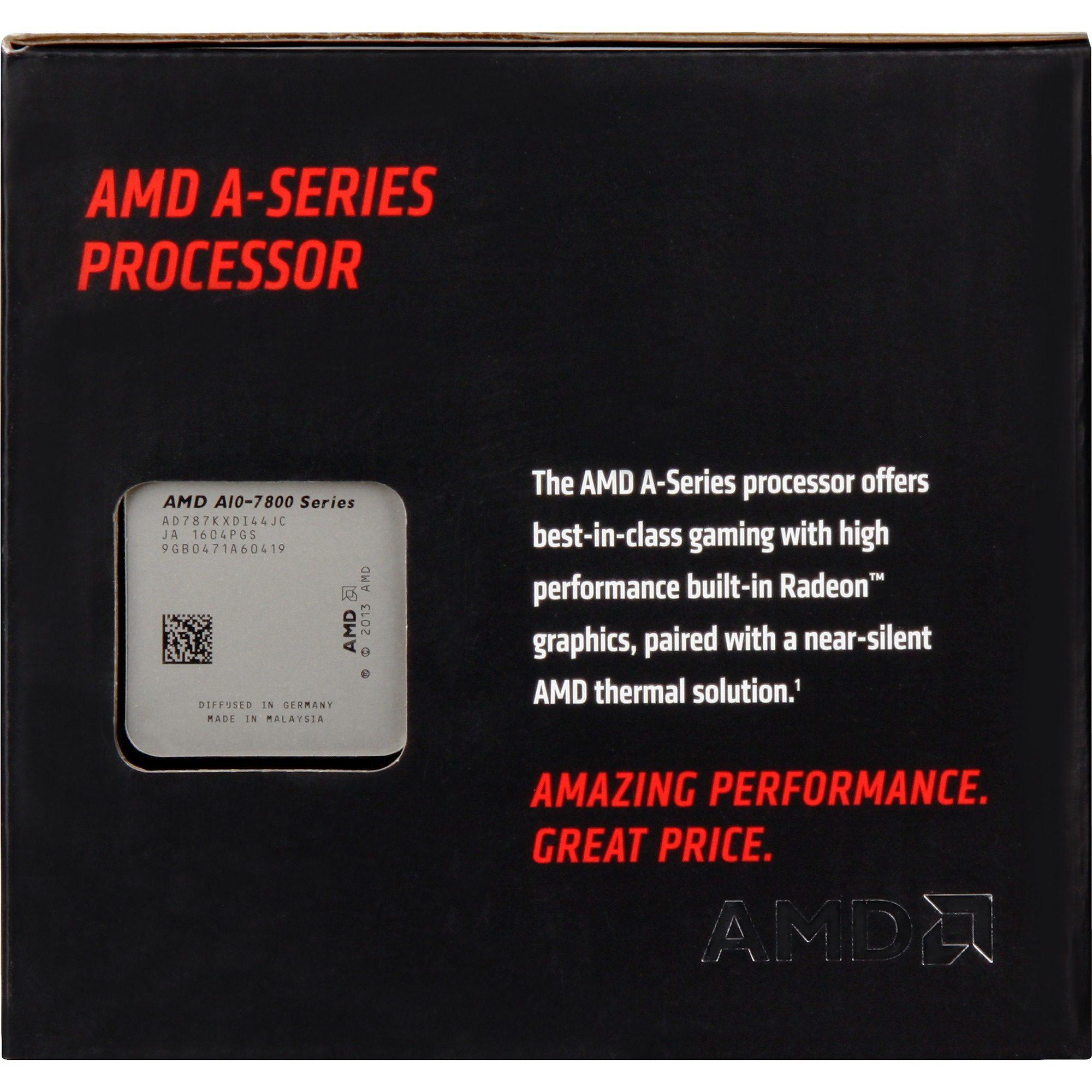 AMD Prozessor »A10-7870K«