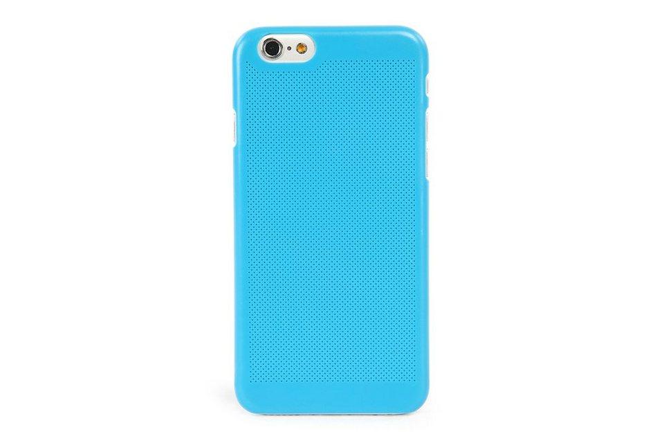 Tucano Hartschalen-Clip für iPhone 6 Plus, 6S Plus »Tela« in Lichtblau